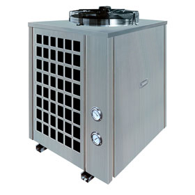 High Temperature Air Source Heat Pump image 1
